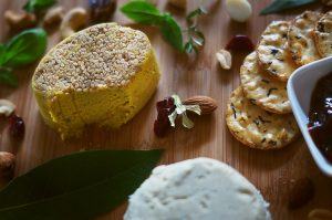 Non-dairy Cheese Cashew Miso
