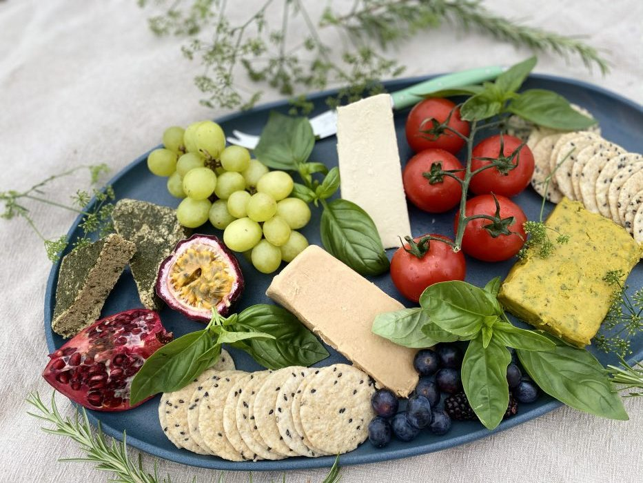 We make artisan cheese for people with allergies and dietary needs